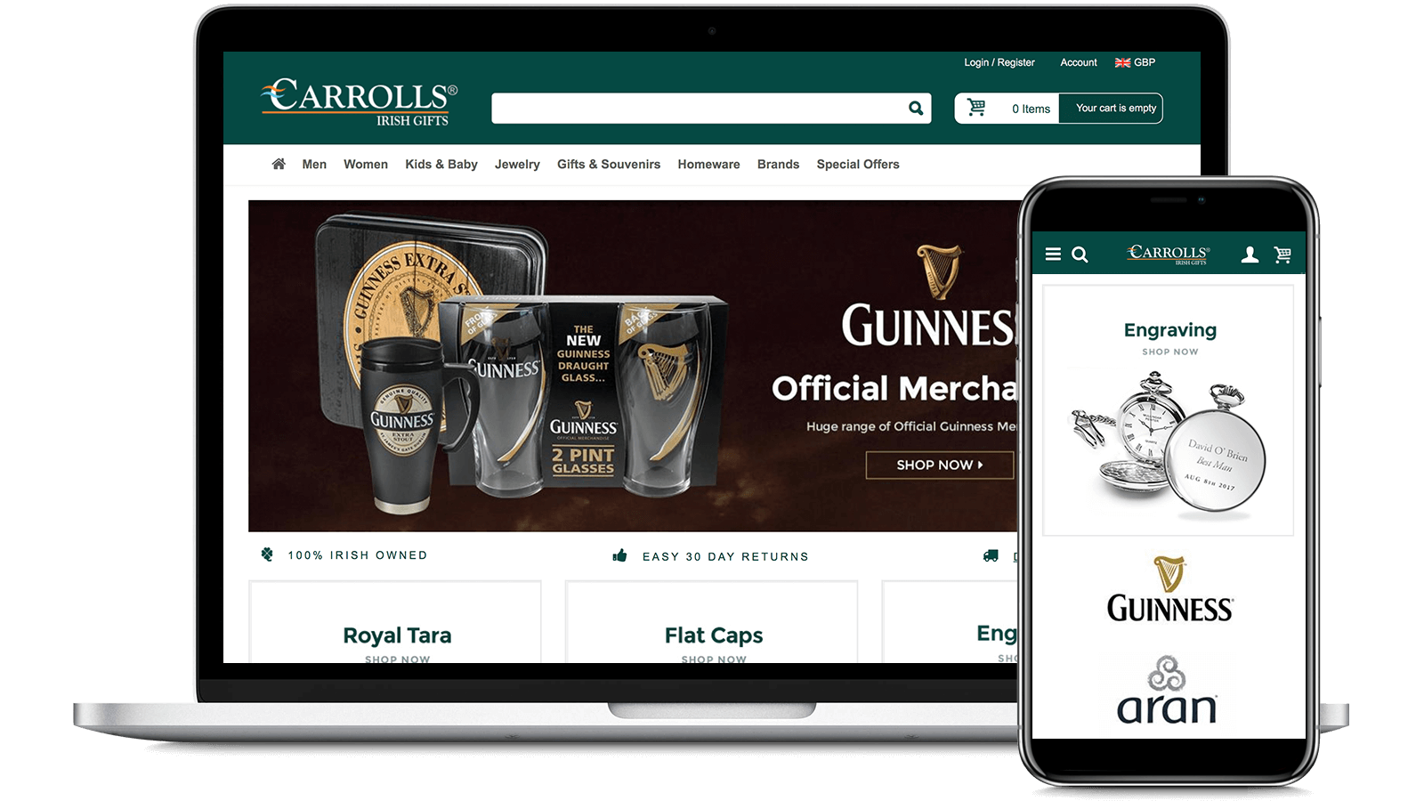 Carrolls Irish Gifts